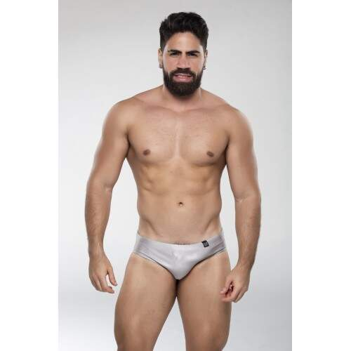 Sunga Brief Cinza
