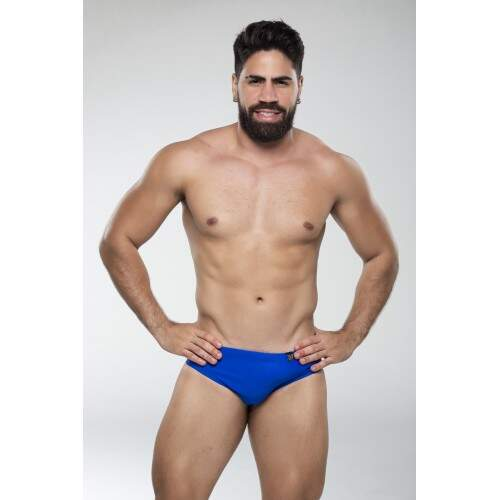 Sunga Brief Azul Royal